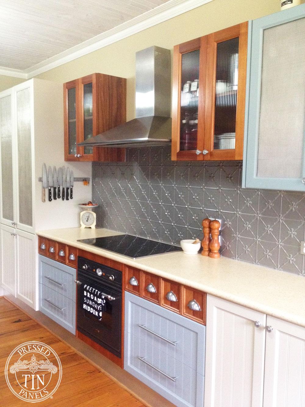 clover kitchen splashback platypus kinetic pearl. Black Bedroom Furniture Sets. Home Design Ideas