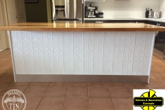 Mudgee - Kitchen Splashback -Classic White