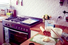 Original - Kitchen Splashback - Bright White