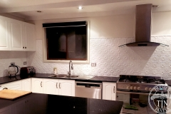 Original -Kitchen Splashback - Classic White