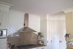 Original - Kitchen Wall-White Satin