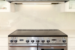 Original - Fabricated Rangehood - Olde Pewter