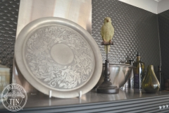 Scallop -Kitchen Splashback - Dulux Monument