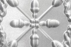 Pattern Repeat - Acorn