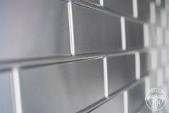 Brick pattern profile