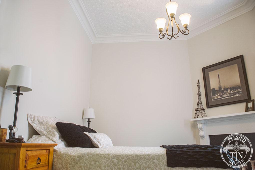 Clover Bedroom Room Ceilings