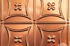 Copper Carnivale Pattern
