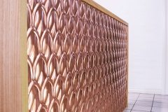 PressedTinPanels_FishScaleCopper_DeskDivider_Close