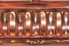 Copper Small Grate Cornice Design