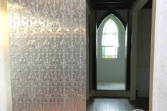 Pressed Tin Panels Lily pattern