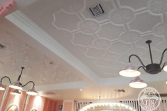 Pressed Tin Panels Temora Ceiling- Dreamworld Ice Cream Parlour