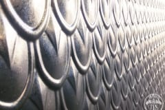 Fish Scale Galvanised Profile