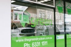 The Green Dry Clean in Bathurst