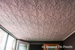 PressedTinPanels_Snowflakes-Ceiling-Hotel-Canobolas