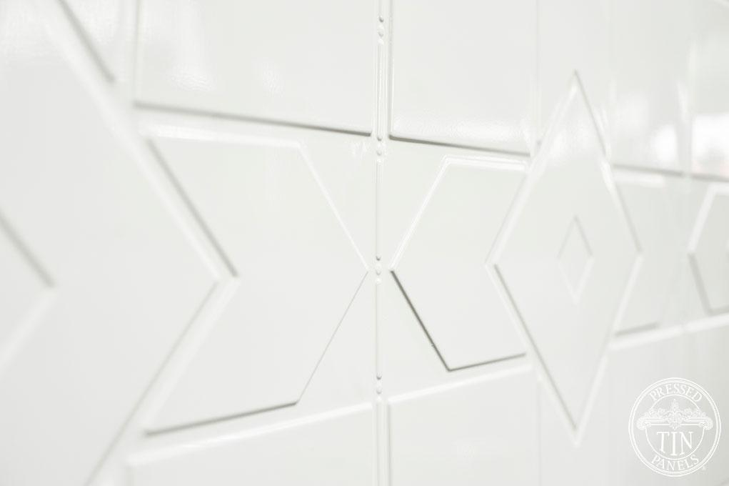 Hudson Profile Angle Classic White