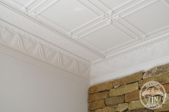 Pressed Tin Panels Maddington Ceiling and Macquarie Cornice