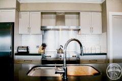 Classic modern kitchen style
