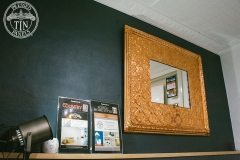 Copper Mirror Frame