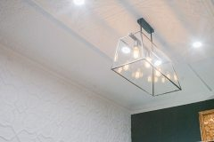 Dropped Ceiling Light Feature