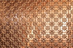 Pressed Tin Panels Original Panel In Copper 900mmx1800mm approx