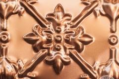 Pressed Tin Panels Original Panel In Copper
