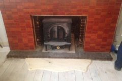 Red-Brick-Fireplace-BEFORE-Pressed-Metal