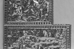Front Example of Key stones folded Unfolded