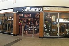 The Forster Stormriders store