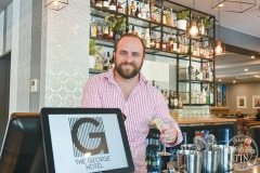 Matt Harrowsmith Manager & part owner of the George Hotel