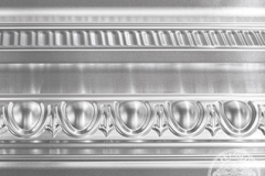 Sectional image of the Grande Cornice