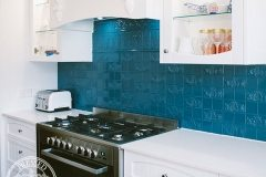 Closer view of this fabulous kitchen splashback