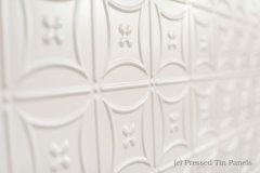 White Satin Powder Coat