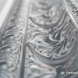 Pressed Tin Panels Peacock 1800 Cornice Length