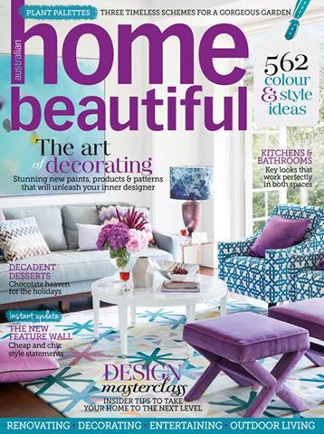 Home Beautiful April 2015
