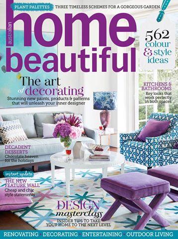 Home Beautiful April 2015