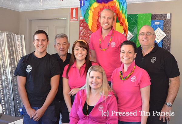 PressedTinPanels_MardiGras2015_Team