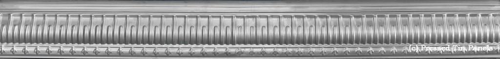 Piano Cornice full length 1840mm approx