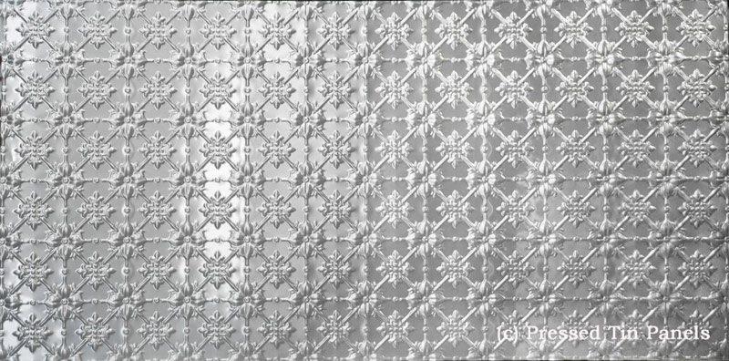 Pressed Tin Panels Original 925mm x 1840mm