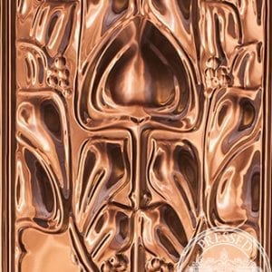 PressedTinPanels_ArtNouveau305x920_Copper_PatternRepeat_Thumbnail2
