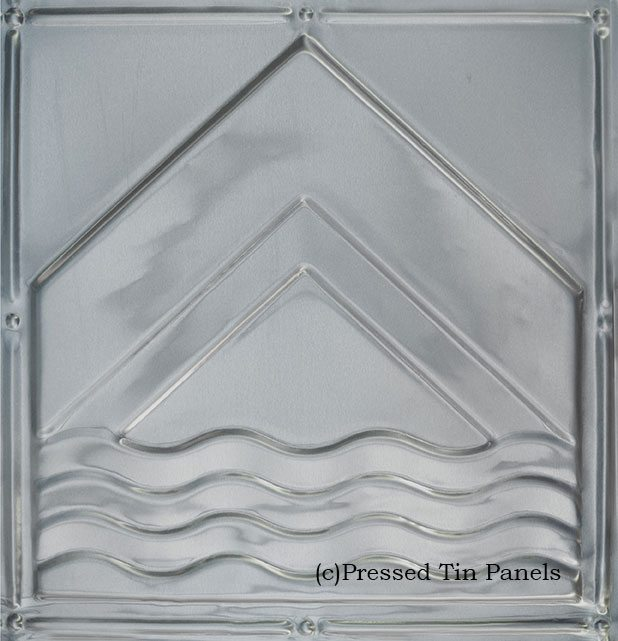 Pressed Tin Panels 'Bondi Nelson' pattern repeat
