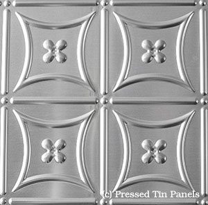Pressed Tin Panels Carnivale 900x1800