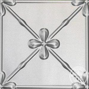 Pressed Tin Panels Clover Design