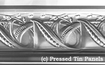 Pressed Tin Panels Macquarie 1800 Cornice Thumbnail