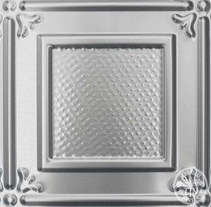 Pattern repeat image example of Pressed Tin Panels Ophir pattern