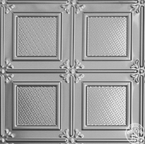 Sectional image example of Pressed Tin Panels Ophir pattern
