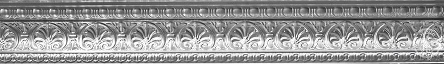 Peacock Cornice full length 1857mm approx: