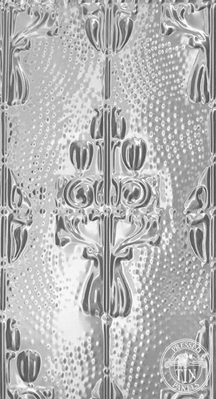 Posy 305mm x 610mm pattern repeat: