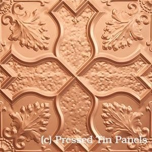 PressedTinPanels_Shield_600x1800_Copper_Design1_Thumbnail