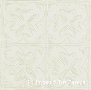 Shoji White Powder Coat