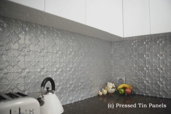 Pressed Tin Panels